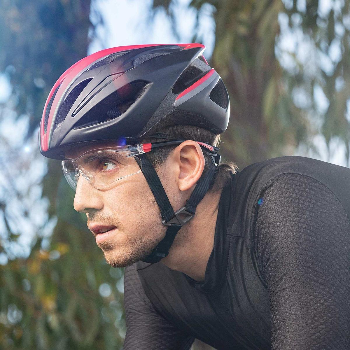Gafas De Seguridad Nocry Con Lentes Transparentes Antivaho R