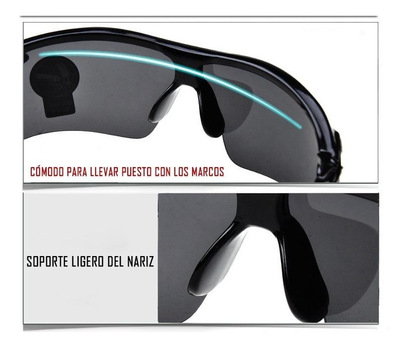 Gafas de sol gafas de deporte gafas 009181