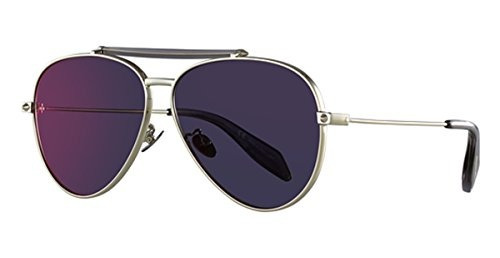 0801b85b35 Gafas De Sol Alexander Mcqueen Am0057s - $ 1.388.990 en Mercado Libre