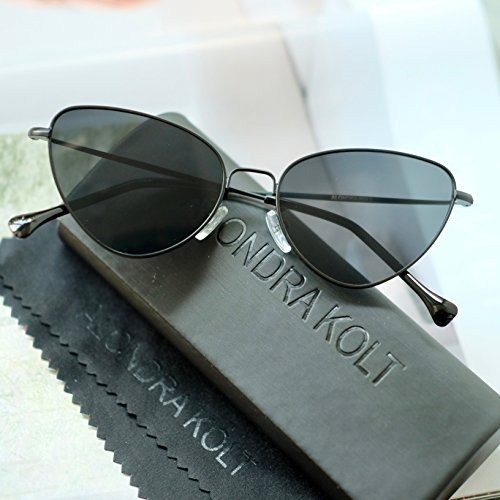45f2232004 Gafas De Sol Alondra Kolt Cat Eye Vibes Metal Frame - $ 82.990 en ...