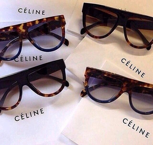 aeaec02511 Gafas De Sol, Anteojos Celine Shadow Traídos De Ny - $ 28.500,00 en ...