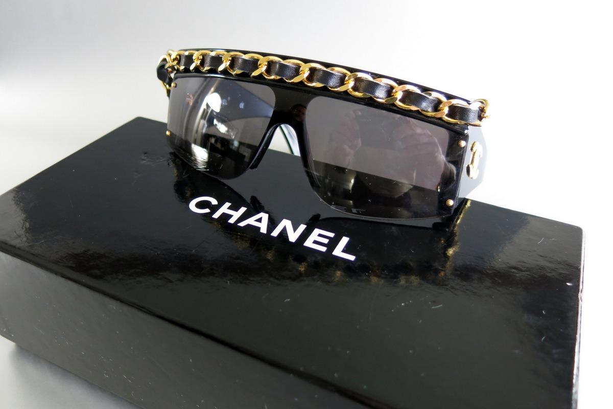 gafas de sol anteojos chanel con correa originales. Cargando zoom. 795c6c3988a3