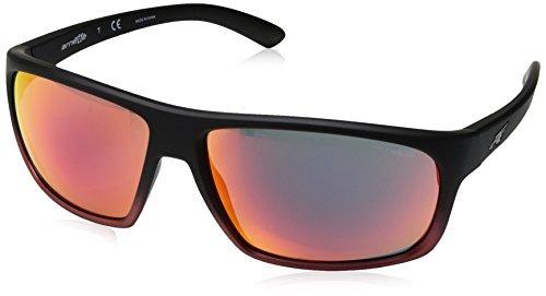 b2ffd5da06 Gafas De Sol Arnette Hombre Burnout Rectangular, Negro Grad ...