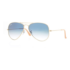 Gafas De Sol Aviador Ray-ban®  Aviator Blue Gradient