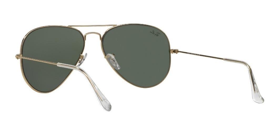 984ff6e701 Gafas De Sol Aviador Ray-ban® Aviator Classic Lente G-15 - $ 399.500 ...
