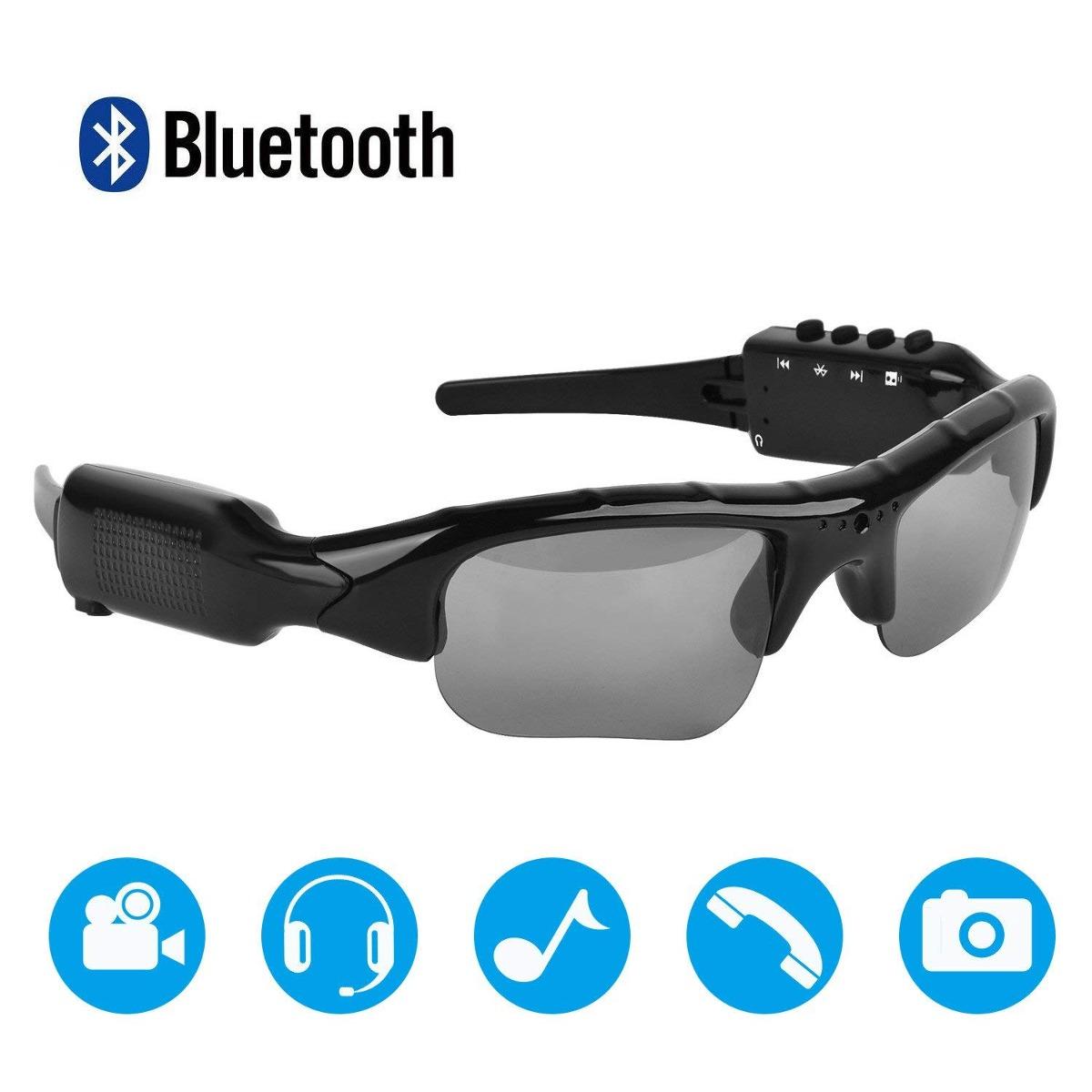 Sol So Gafas BluetoothMovteke Digital Cámara De lJu1cTFK3
