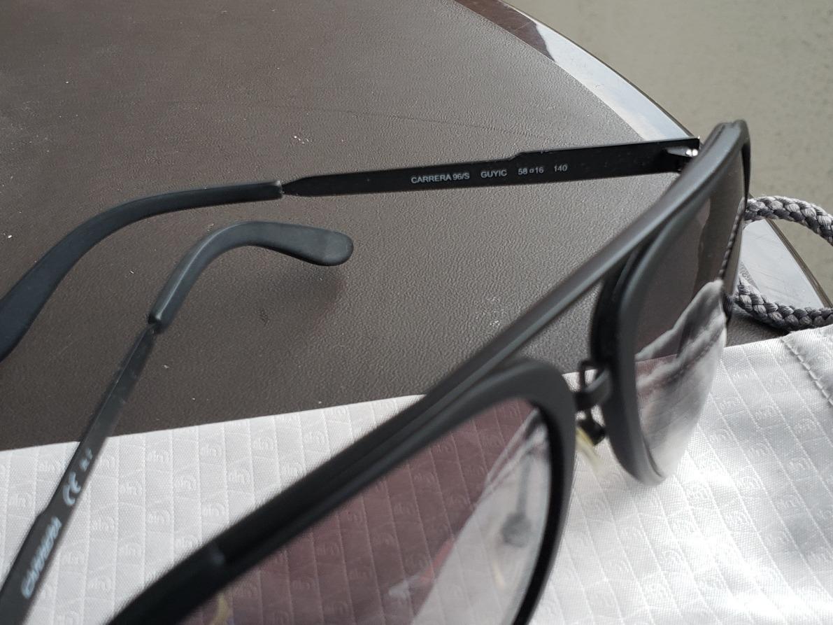 08d515ae47 Gafas De Sol Carrera Hombre 96/s Guyic Tamaño: 58 - $ 360.000 en ...