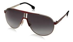 gran selección de 1fc97 835d7 Gafas De Sol Carrera Hombre Ca1005s Aviator, Oro Rojo / Gri