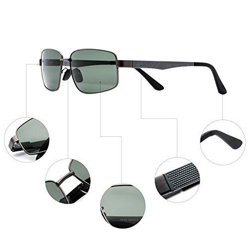gafas de sol chb para hombre polarizadas con protección uv