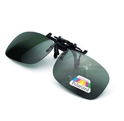 Gafas De Sol Chicas Polarizadas Color Negro Universales - $ 129.00 ...