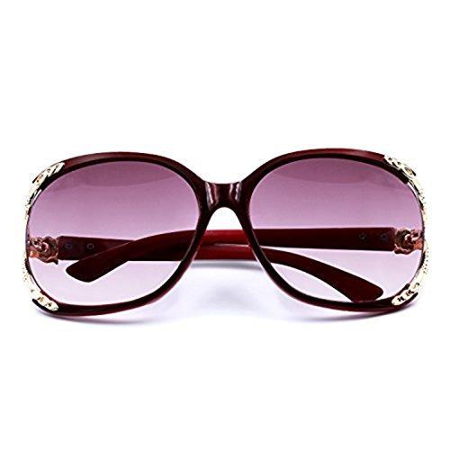 cc7af6a31b Gafas De Sol Clásicas Para Mujer, 100% De Protección... - $ 22.990 ...