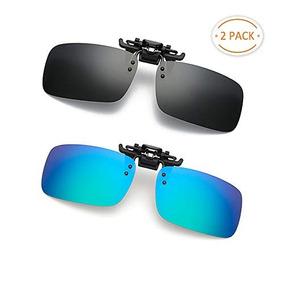 0d2e658069 Sobre Lentes De Sol Clip Para Lentes De Medida Protec Uv 400 - Gafas en  Mercado Libre Colombia