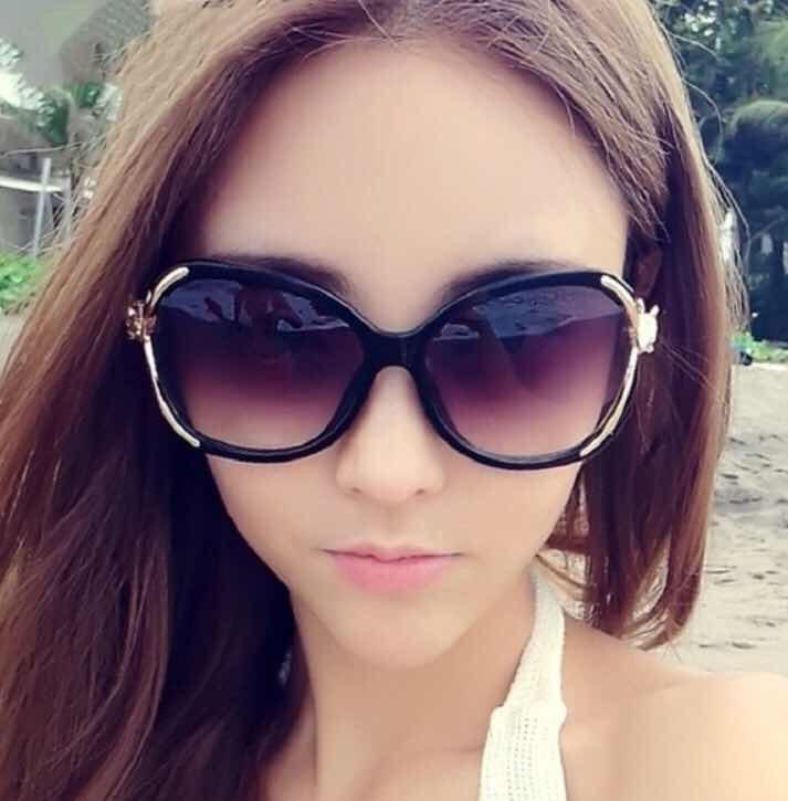 efdd68d3e7 Gafas De Sol Color Negro Para Mujer Moda Filtro Uv - $ 3.990 en ...