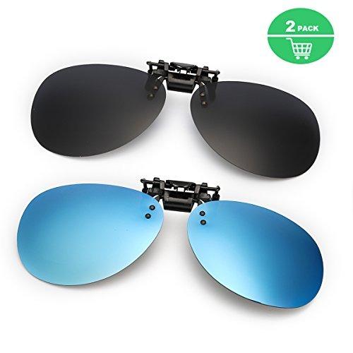 a45e2113d4 Gafas De Sol Con Clip Para Anteojos Graduados, Lente... - $ 31.990 ...