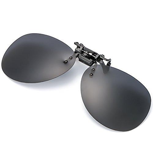 6ff7ec5fdb Gafas De Sol Con Clip Para Anteojos Graduados, Lente... - $ 24.990 ...