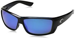 27416ee8e4 Gafas De Sol Costa Del Mar Cat Cay, Negro, Lente De Cristal