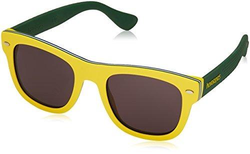 0d761cac37 Sol Para Havaianas HombreBrasil Cuadradas Gafas L De OnkwP08