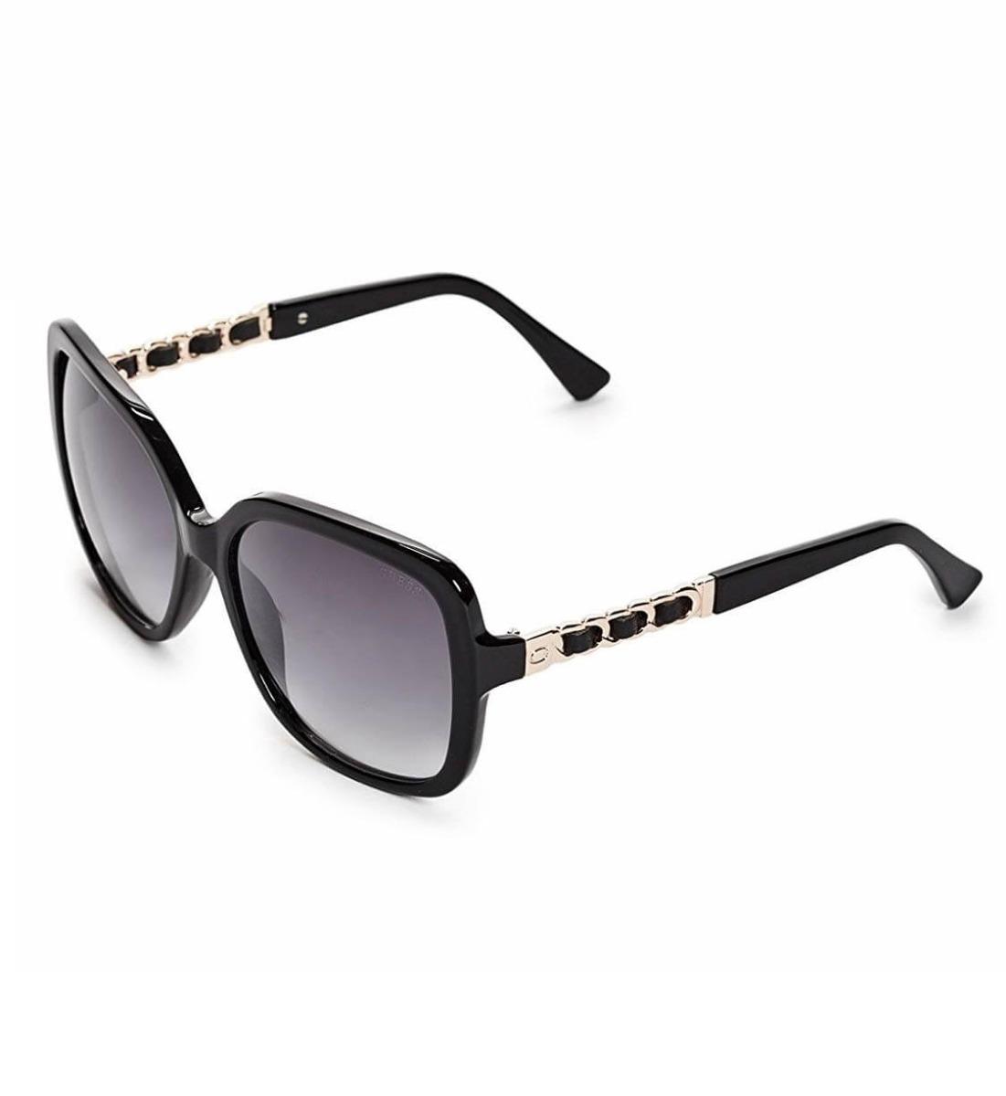 en venta c8c25 2e0a4 Gafas De Sol Cuadradas Trenzadas Para Mujer Guess Factory Ne