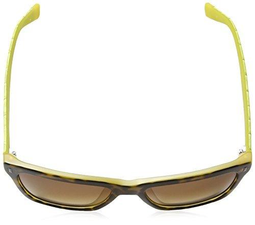 cd611fec65 Gafas De Sol Cuadrados Furla Su4835 550743, Tortuga Amaril ...
