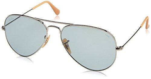 cd9faf4c04 Gafas De Sol De Aviador De Metal Grande Ray-ban, - $ 176.990 en ...