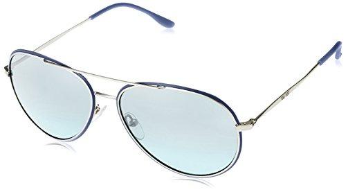 675e1cb33b Gafas De Sol De Aviador Police S8299m 58502x Para Hombre - $ 700.900 ...