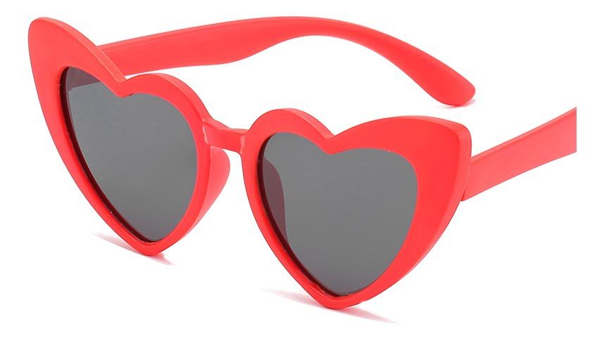 venta usa online mejor venta calidad estable Gafas De Sol De Goma Polaroid Bebé Niña Para Niños Corazón 2