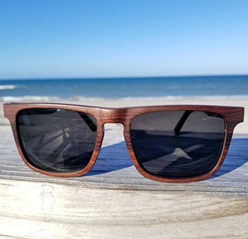 Gafas De Sol De Madera Naturales Para Hombres - Marco De Ma ... 8765c881a325