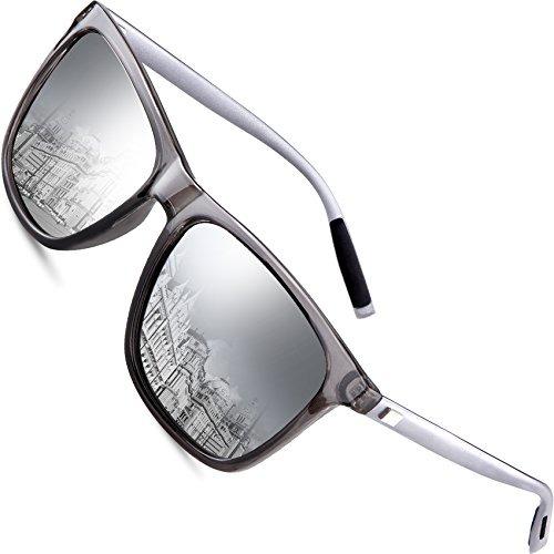 wearPro Gafas de sol Gafas de sol polarizadas vintage retro WP1003 FcQTWm