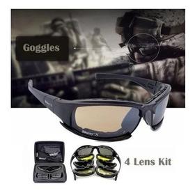 Gafas De Sol Del Ejército De Los Hombres Militares X7 Gafas