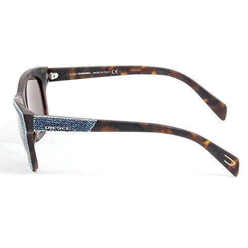 b024f570c9 Gafas De Sol Diesel Denim Wayfarer En Blue Denim Dl0111 92n ...