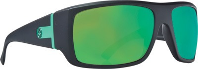 gafas de sol dragon vantage negro mate/lentes verde ion