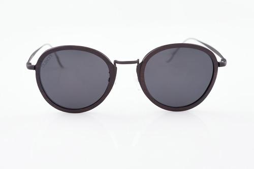 gafas de sol duwoni de madera  y metal  para hombre y mujer