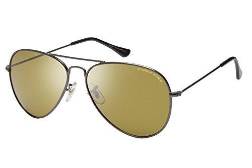 gafas de sol eagle eyes de aviador de gran tamaño gafas de