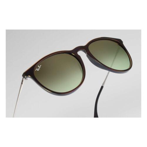 Classic Rb4171 Gafas Ray Negro Y En Platea Ban De Sol Erika Yf67gybv
