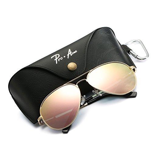 71da75ccac429 Gafas De Sol Estilo Aviador Para Hombre Con Lentes Polari ...