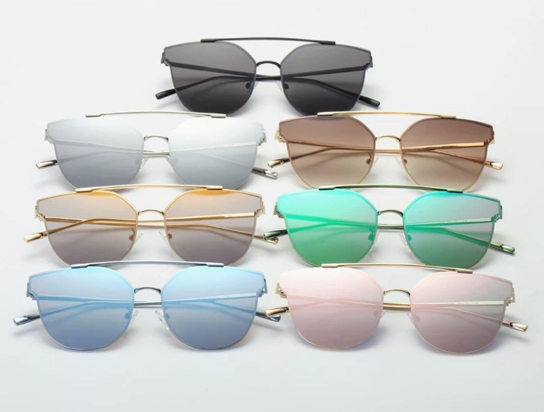 Gafas De Sol Estilo Ojos De Gato -   25.000 en Mercado Libre 258613aaa83d