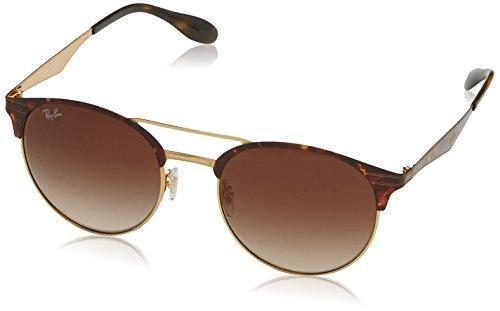 Gafas De Sol Estilo Rayado Retro Aviador Ray-ban Para Mujer ... 0905a193f0