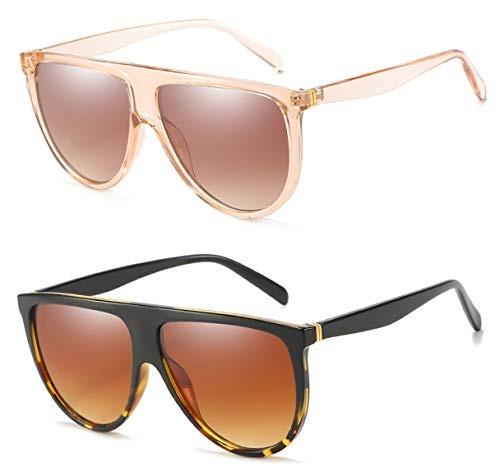 Gafas Para Sol De Extragrandes MujeresHombresTapa l1TFKJc3