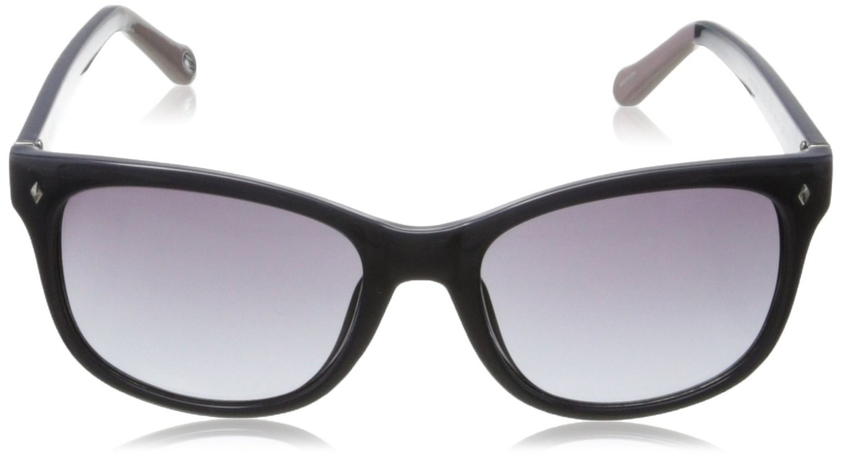 Gafas De Sol Fossil Fos3006s - Lente Púrpura Degrade Marco ...