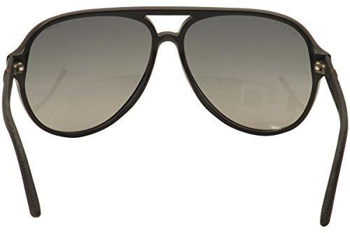 Gafas De Sol Gucci / Marco Negro Rojo Verde Lente Gradient - $ 1.342 ...
