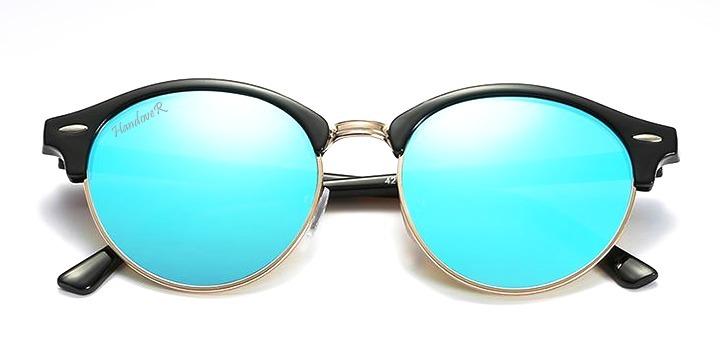 Gafas De Sol Handover Vintage Black Blue Hombre Mujer -   69.000 en ... 472a9c1b78a