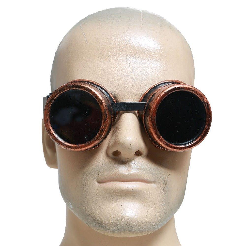 6bf2404352 gafas de sol hombres steampunk de soldador gotico lentes. Cargando zoom.