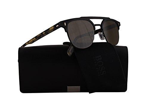 24cbd83baa Gafas De Sol Hugo Boss 0968 / S Negro Mate Con Lente... - $ 162.990 ...