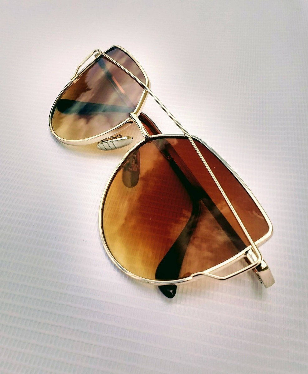 0f1bf1a671 Gafas De Sol Lentes Espejo Filtro Uv Moda - $ 59.900 en Mercado Libre