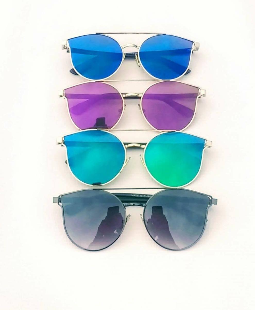 d0c7fbb2d6 Gafas De Sol Lentes Espejo Filtro Uv400 - $ 59.900 en Mercado Libre