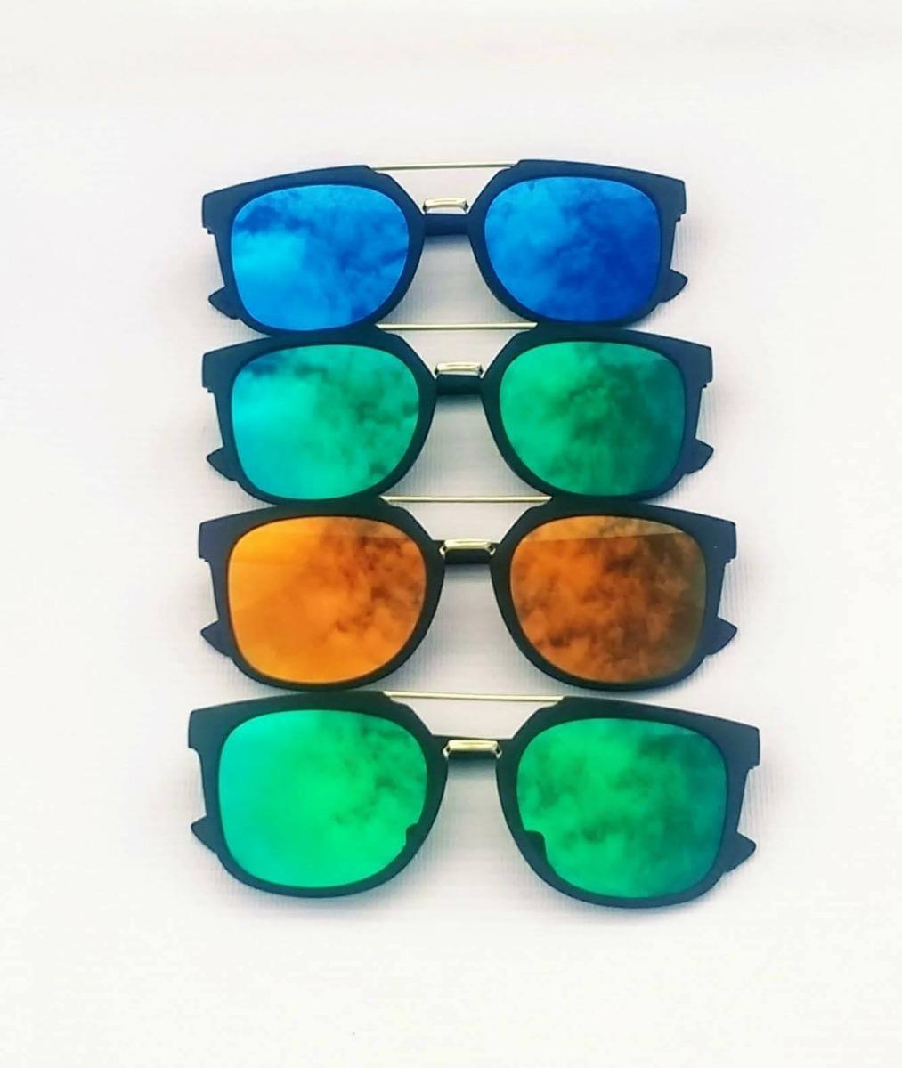 7c11b6203b gafas de sol lentes espejo filtro uv400 + estuche antigolpes. Cargando zoom.