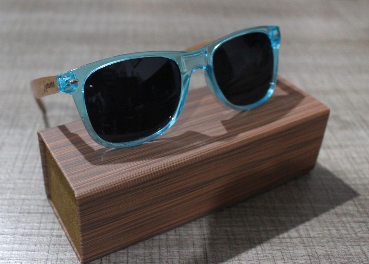Gafas De Sol - Madera - Lentes Polarizados -   130.000 en Mercado Libre a72c4e68082b