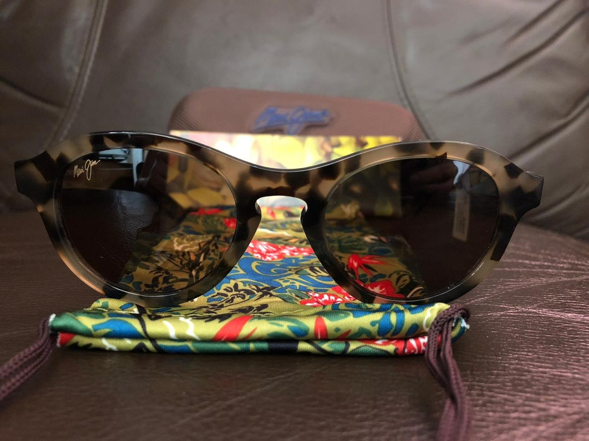 9c8c70d36b gafas de sol maui jim polarizadas hs708-10l tokio tortuga. Cargando zoom.