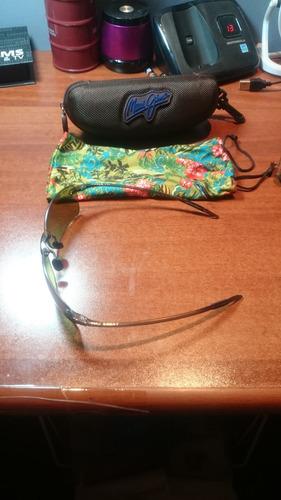 gafas de sol maui jim sport  mj-423-11 como nuevos