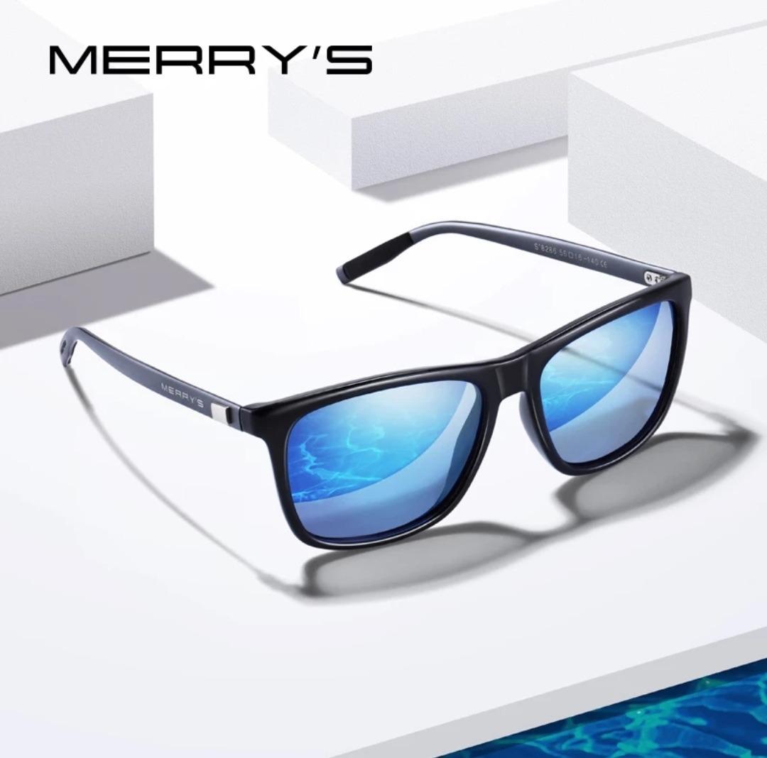 b4b1b410c Gafas De Sol Merrys Polarizado Hd Uv400 Aluminio - $ 550.00 en ...